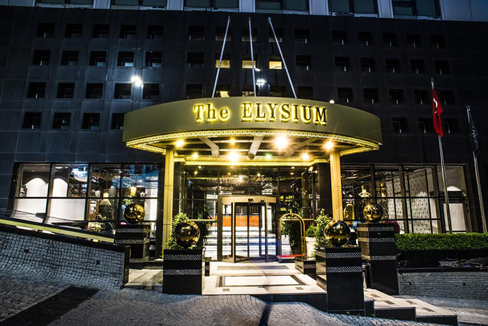هتل Elysium Istanbul hotel استانبول