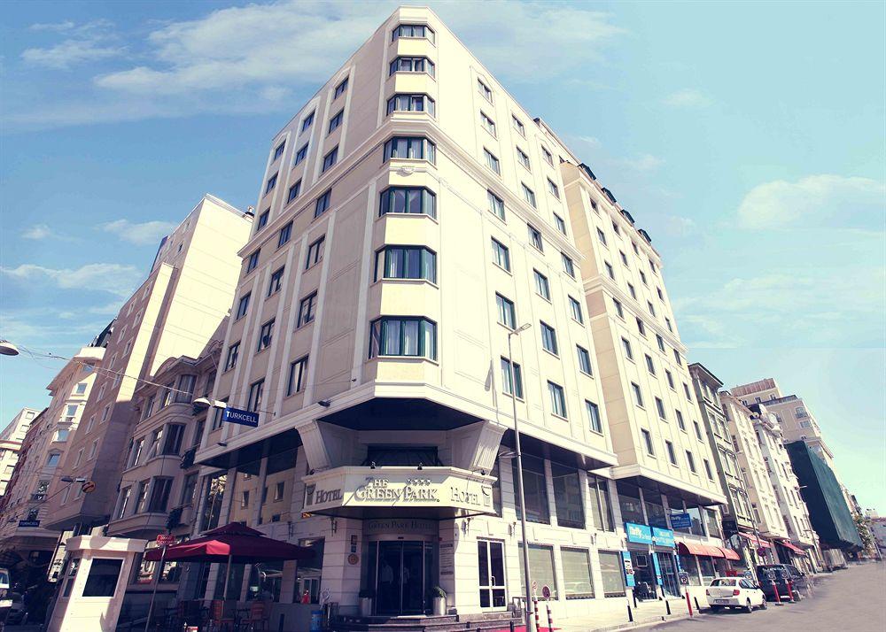 هتل The Green Park Hotel Taksim استانبول