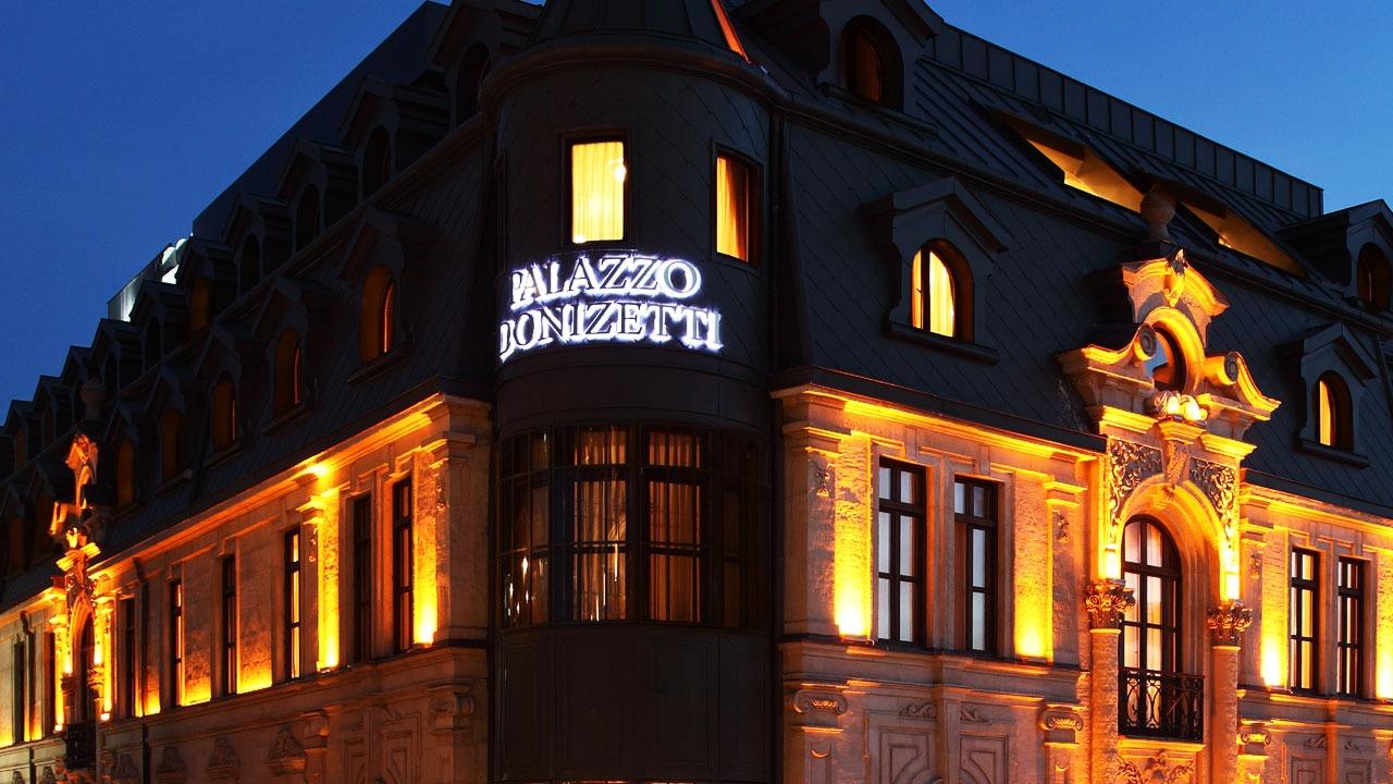 هتل Palazzo Donizetti Hotel استانبول