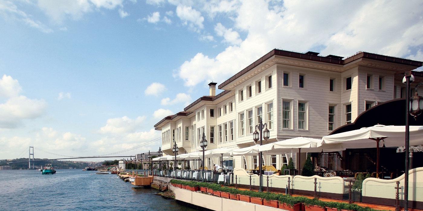 هتل Les Ottomans Bosphorus Hotel استانبول