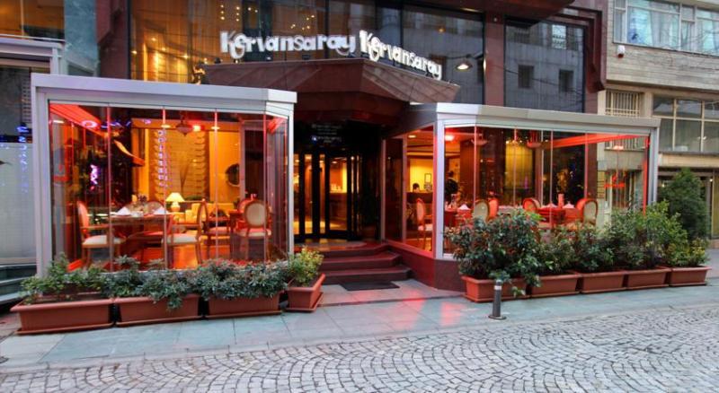 هتل Kervansaray Hotel استانبول