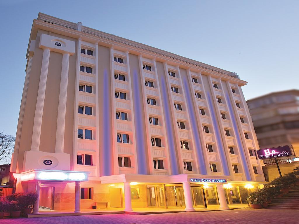 هتل The City hotel استانبول