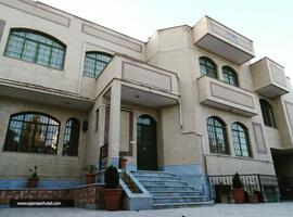 هتل مشتاق کرمان