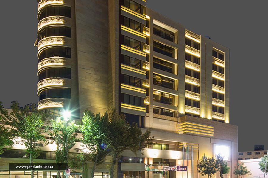 هتل آرمیتاژ مشهد