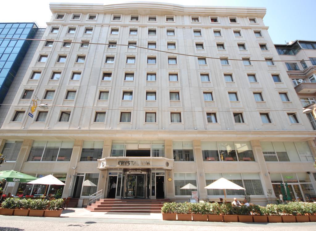 هتل Crystal Hotel استانبول