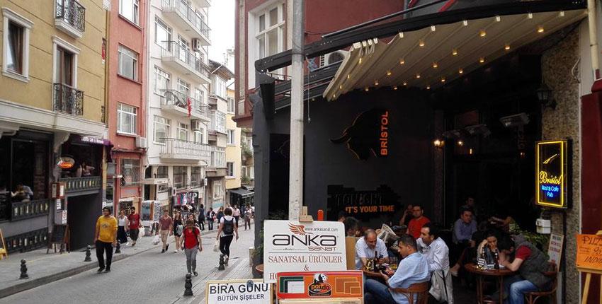 هتل bristol hotel استانبول