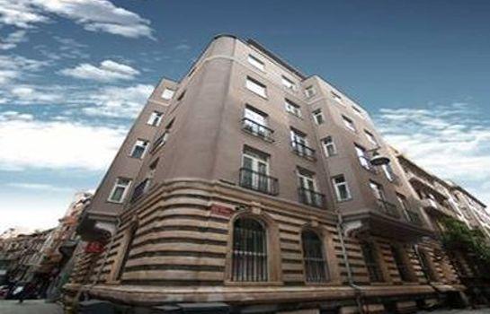 هتل Misafir Suites 8 Istanbul Hotel استانبول