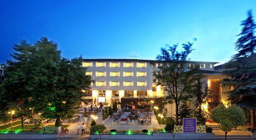هتل Hagia Sophia Hotel Istanbul Old City استانبول