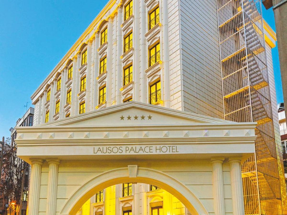 هتل Lausos Palace Hotel استانبول