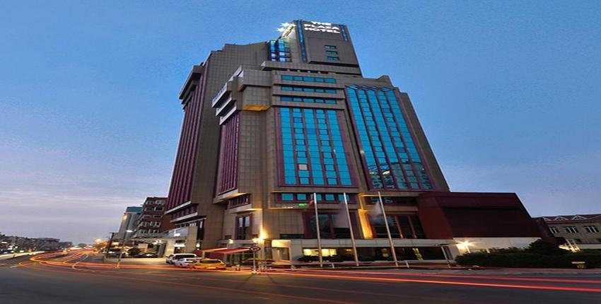 هتل Mercure Istanbul City Bosphorus استانبول