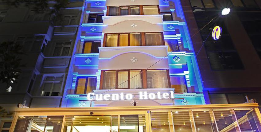 هتل Cuento Taksim hotel استانبول
