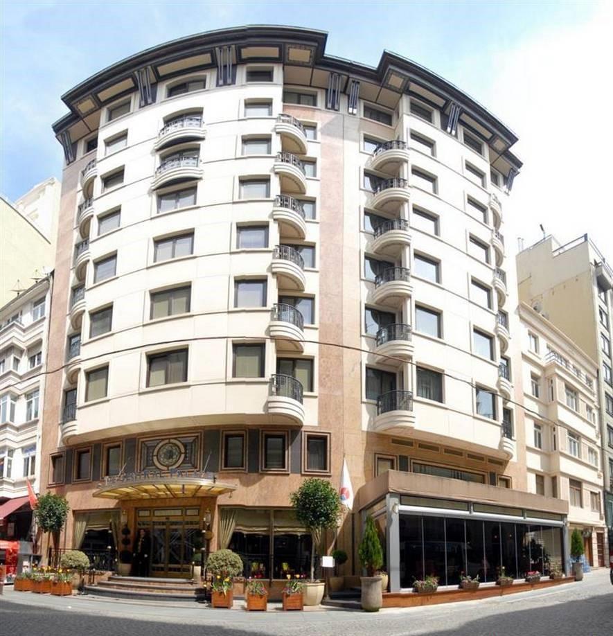 هتل The Central Palace Hotel Taksim استانبول
