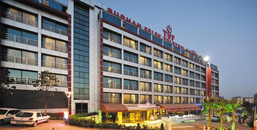 هتل Volley Hotel Istanbul استانبول