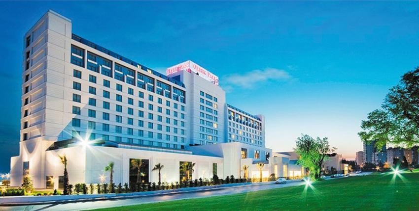 هتل The Green Park Pendik Hotel & Convention Center استانبول