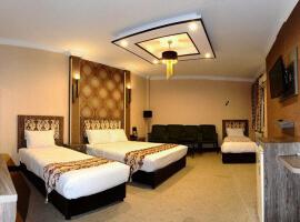 هتل شهریار تهران