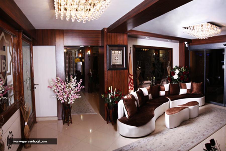 هتل  آپارتمان بهرام  مشهد