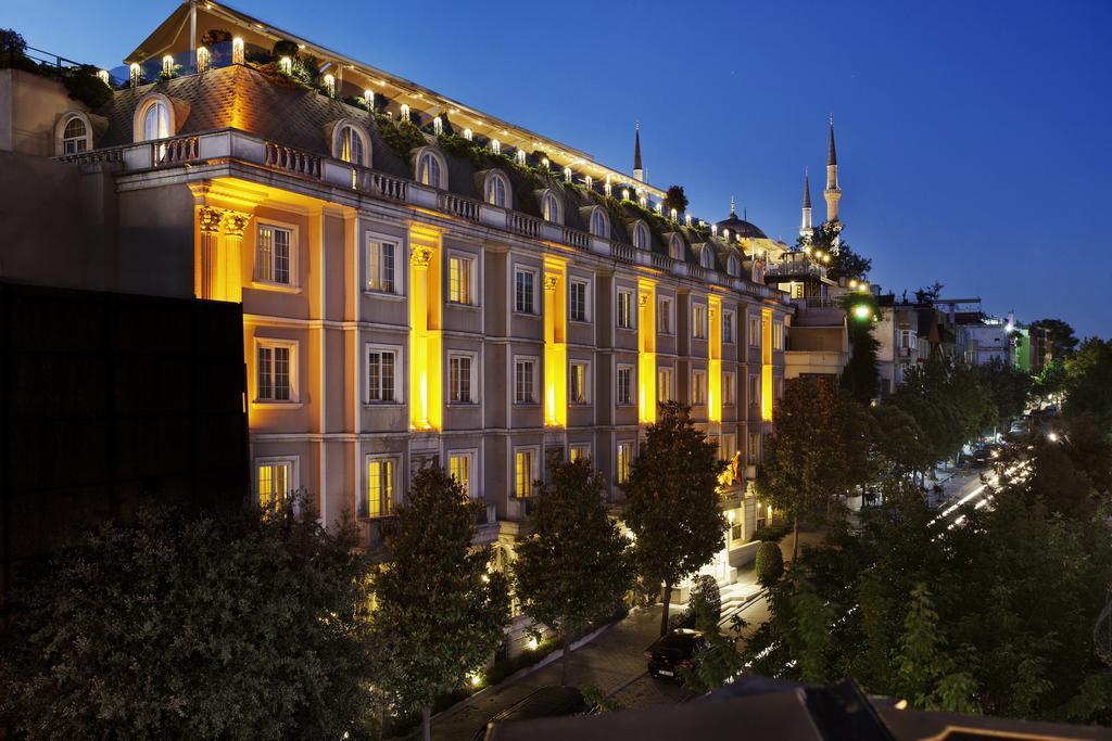 هتل  Eresin Crown Hotel استانبول