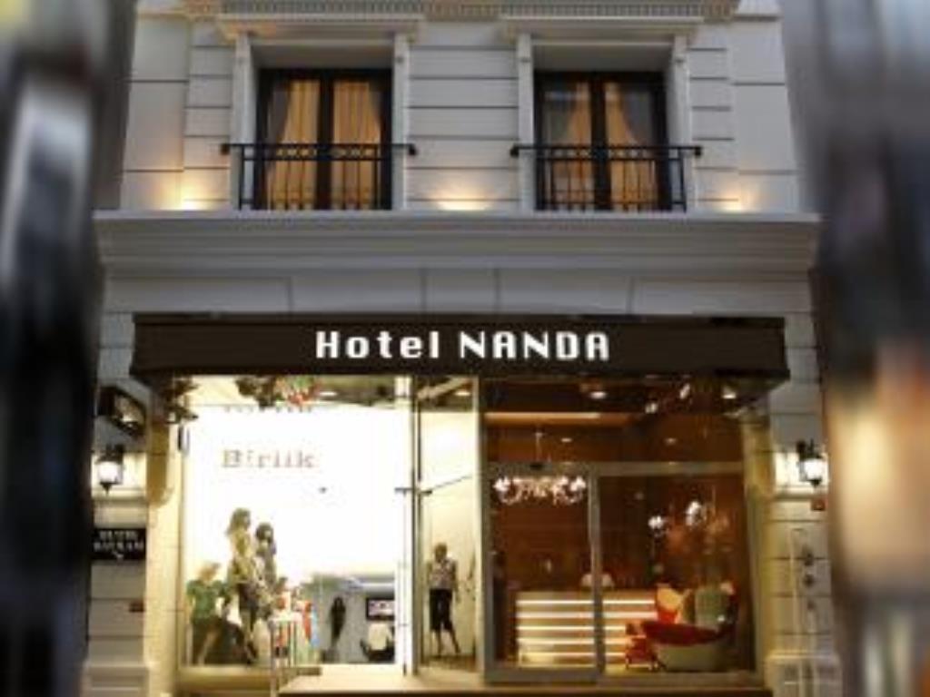 هتل Hotel Nanda استانبول