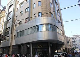 هتل المپیا  مشهد