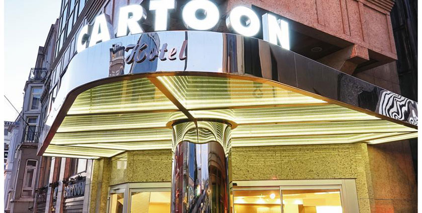 هتل Cartoon hotel استانبول