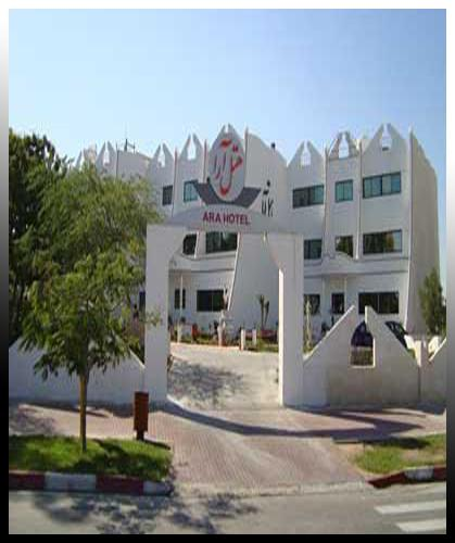 هتل آرا کیش کیش