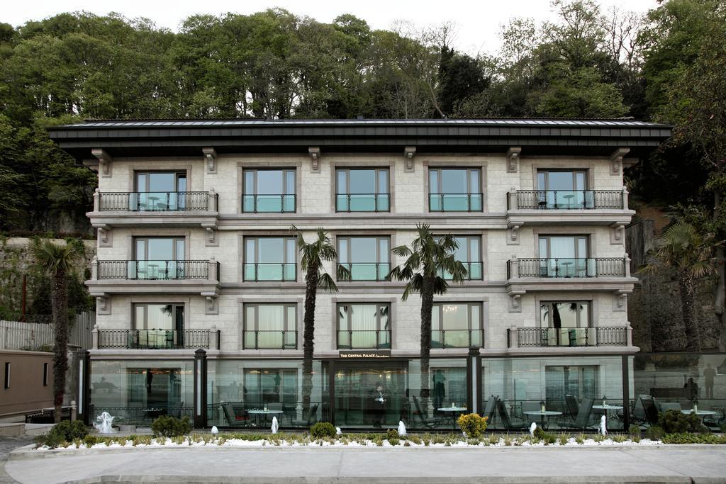 هتل The Central Palace Hotel- Bosphorus استانبول