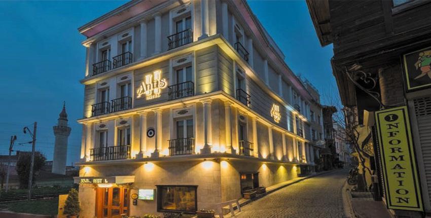 هتل Antis Hotel استانبول