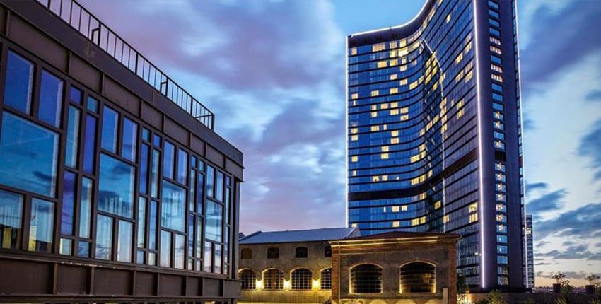 هتل Hilton Istanbul Bomonti Hotel & Conference Center  استانبول