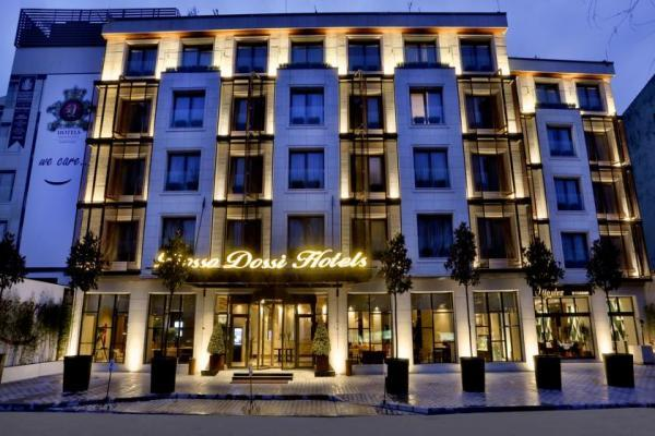 هتل Dosso Dossi Hotel Downtown استانبول