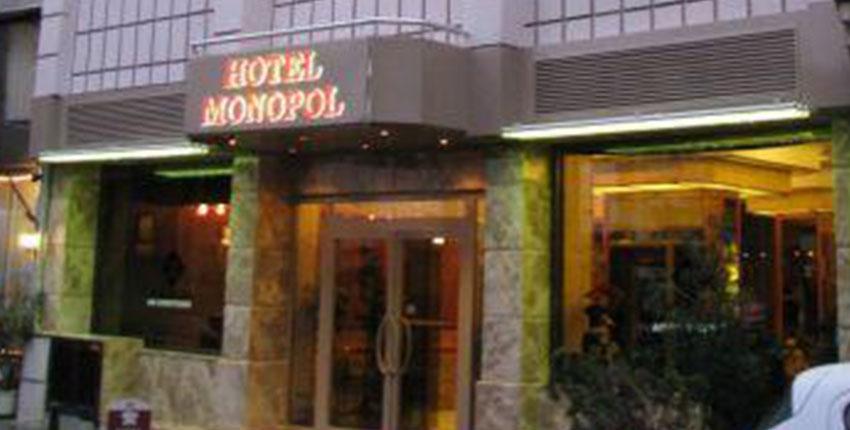 هتل Monopol Istanbul hotel استانبول