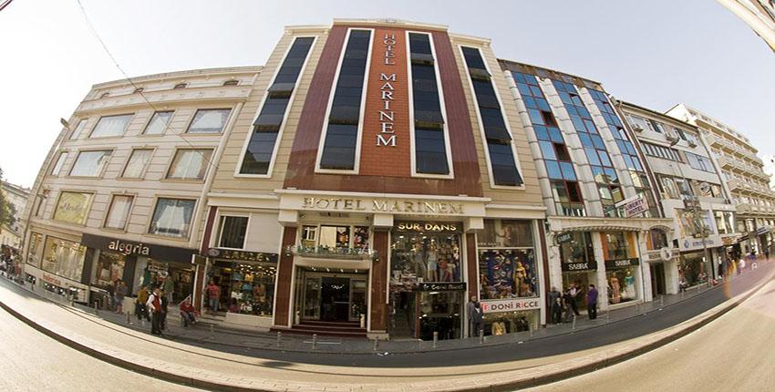 هتل Marinem Hotel Istanbul استانبول