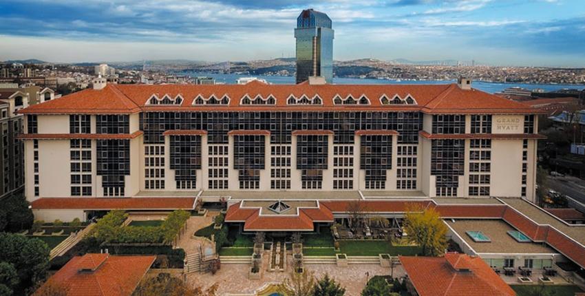 هتل Grand Hyatt Hotel استانبول