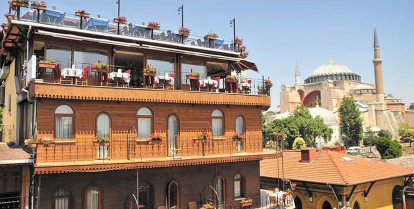 هتل Seven Hills Hotel استانبول