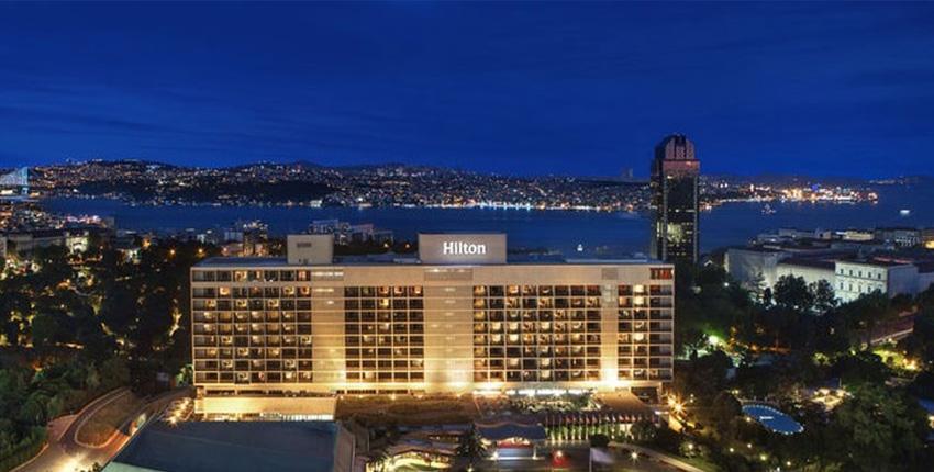 هتل Hilton Istanbul Bosphorus استانبول