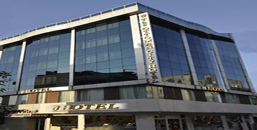 هتل the ottoman city hotel istanbul استانبول