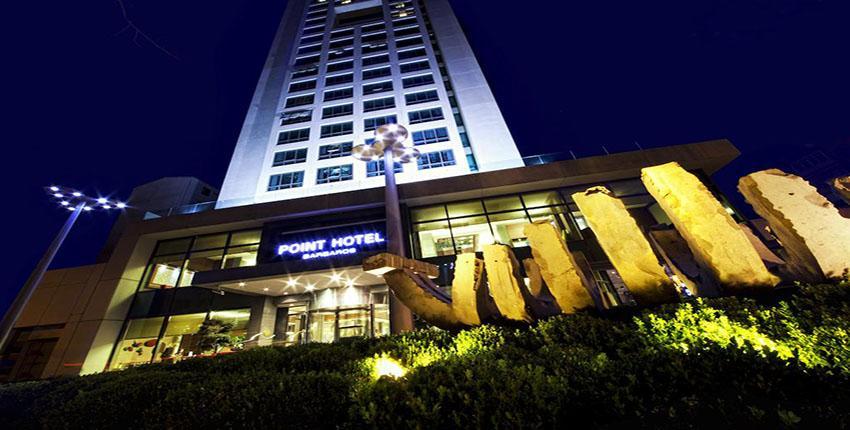 هتل Point Barbaros hotel استانبول