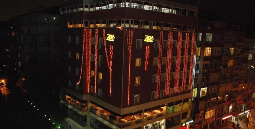 هتل Zoe Boutique Hotel استانبول