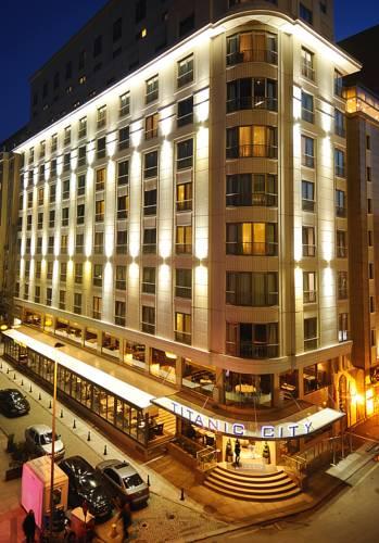 هتل Titanic City Taksim Hotel استانبول