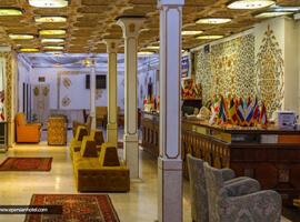 هتل پارسیان کوثر تهران